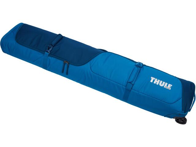 Thule RoundTrip Malleta con ruedas para esquí 192cm, poseidon